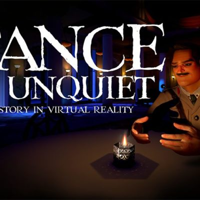 Séance: The Unquiet